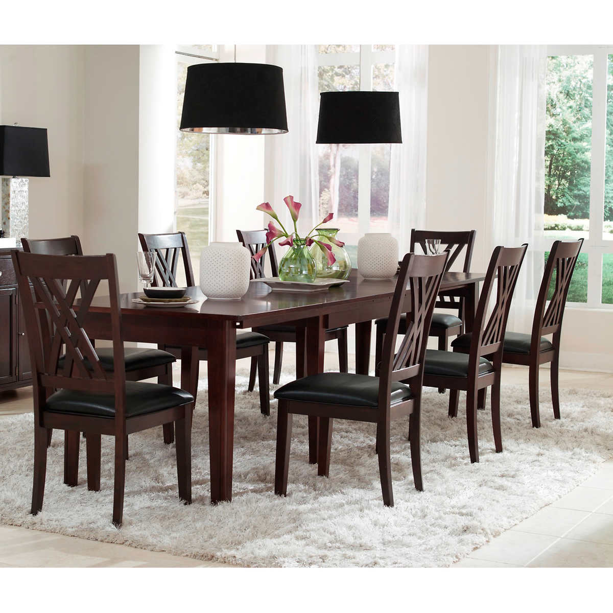 Toronto 9 Pc Dining Set