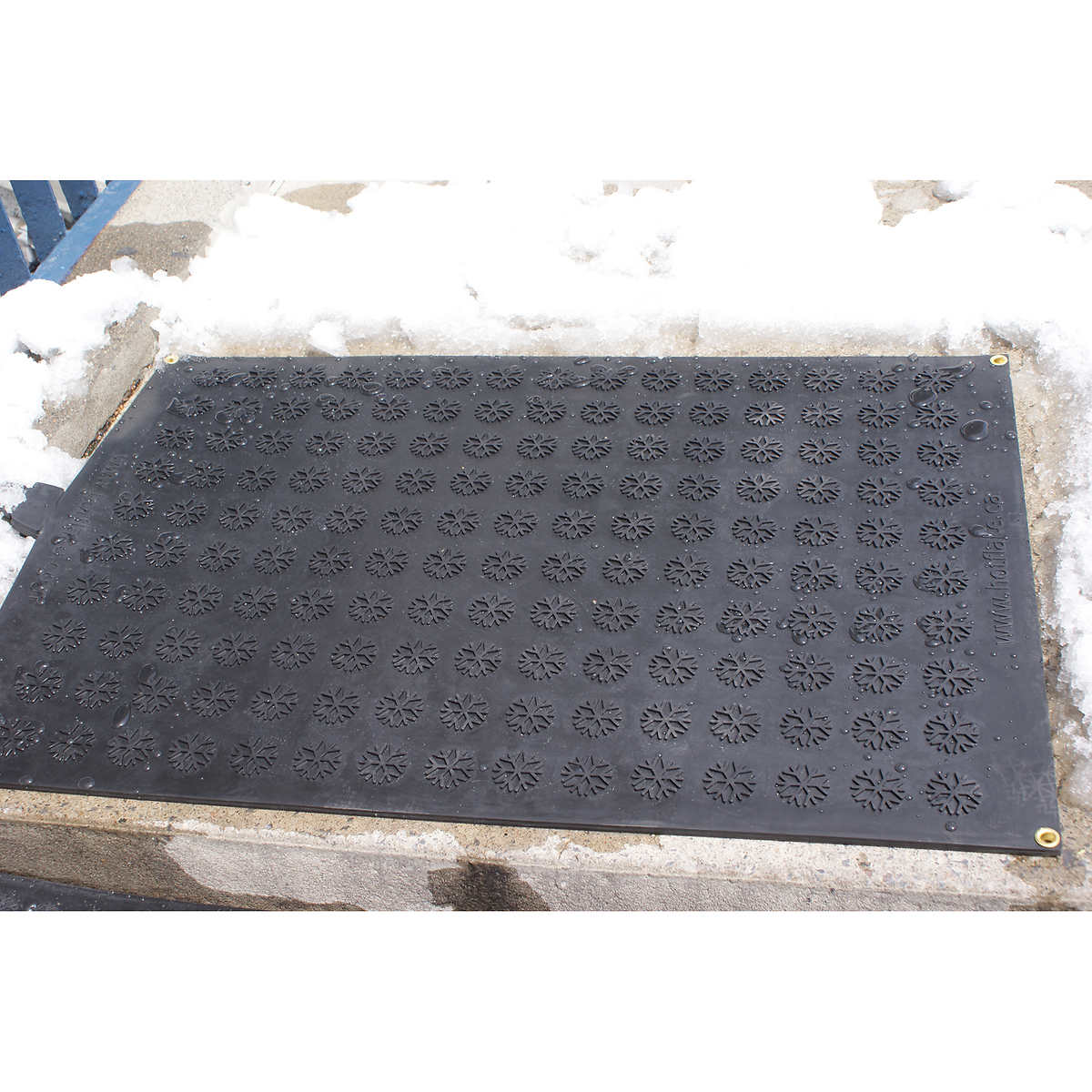 cozy depot black fw outdoor home electric foot products p heated the warmer mat mats