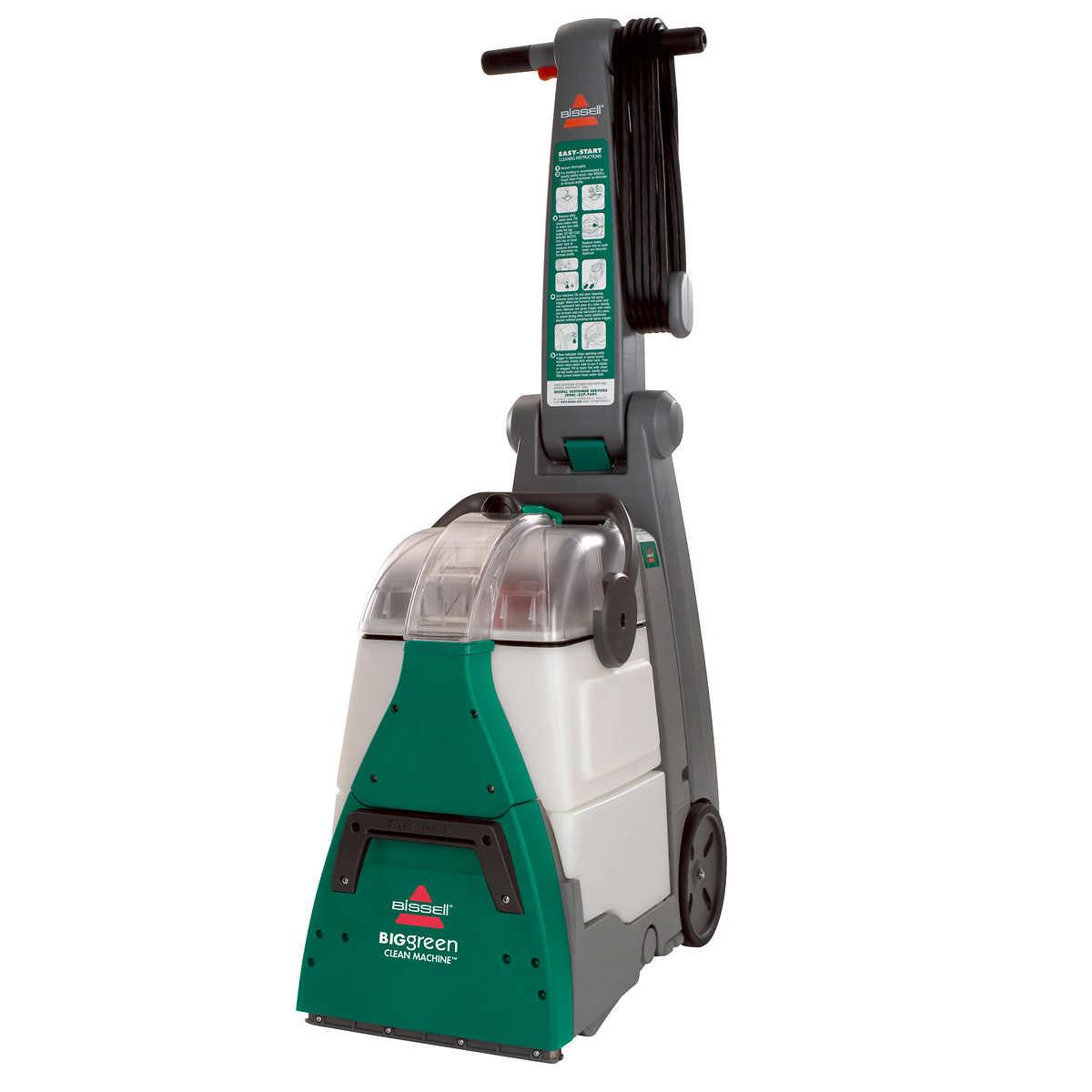 Bissell green clean machine