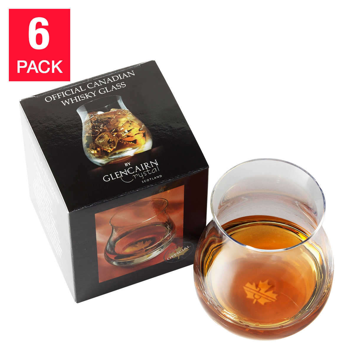 21 oz. Trudeau Splendido 621 ml Red Wine Glasses 8-Pack