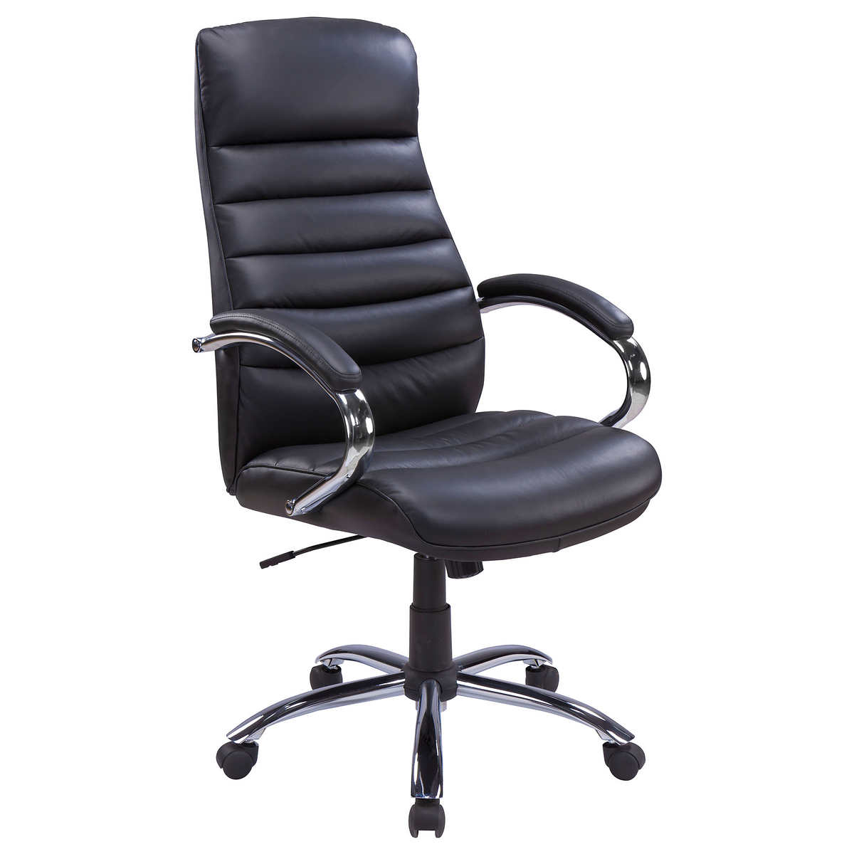 office chairs  costco - tygerclaw modern executive high back office chair
