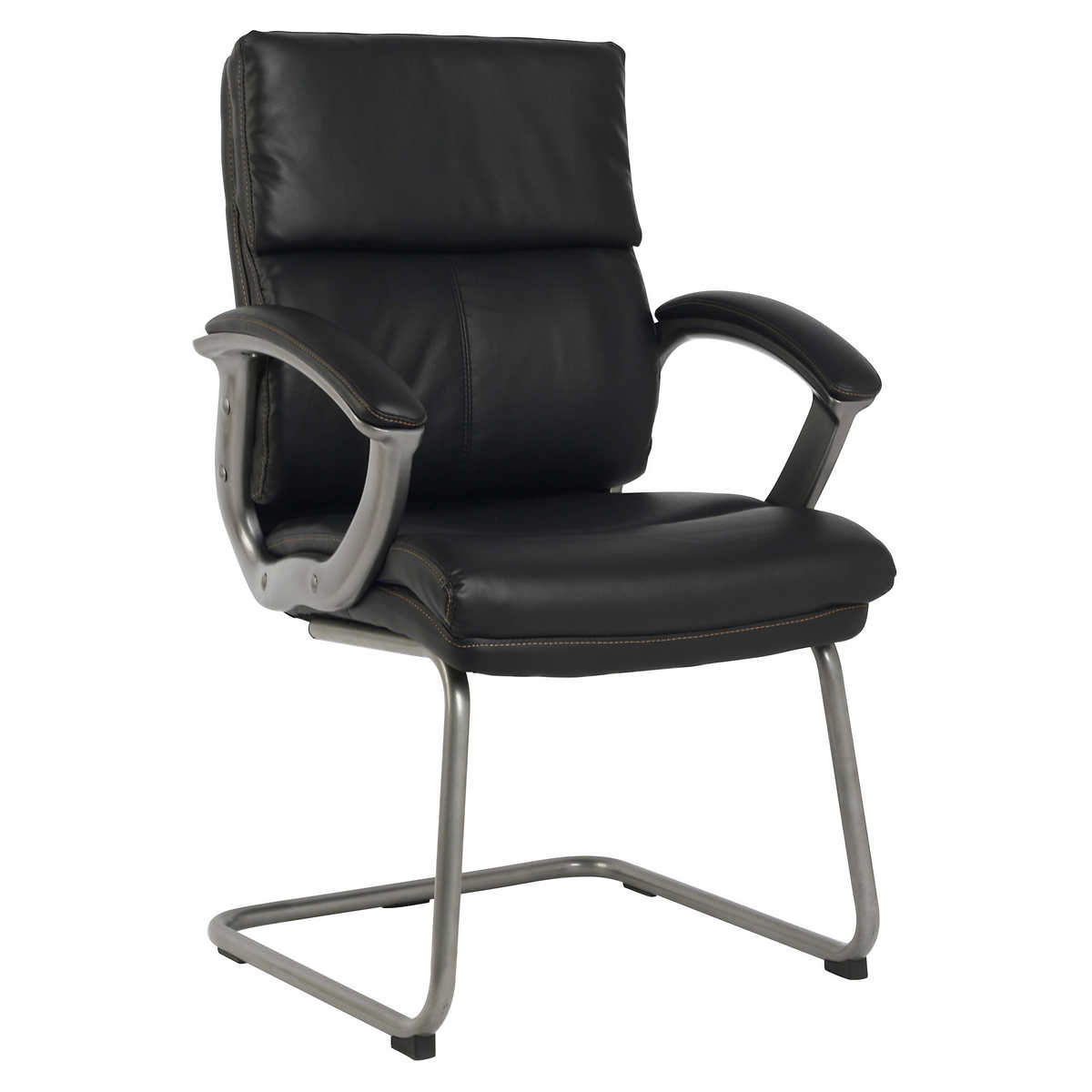 office chairs  costco - tygerclaw modern high back bonded leather office chair