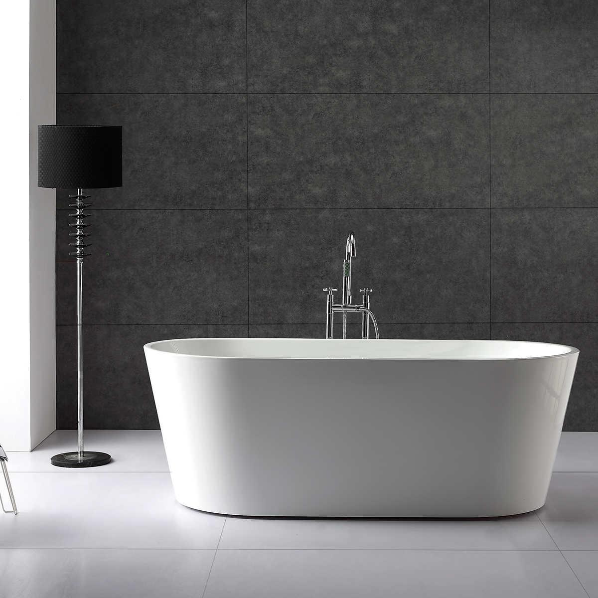 bathtubs  costco - barcelona freestanding tub by jade
