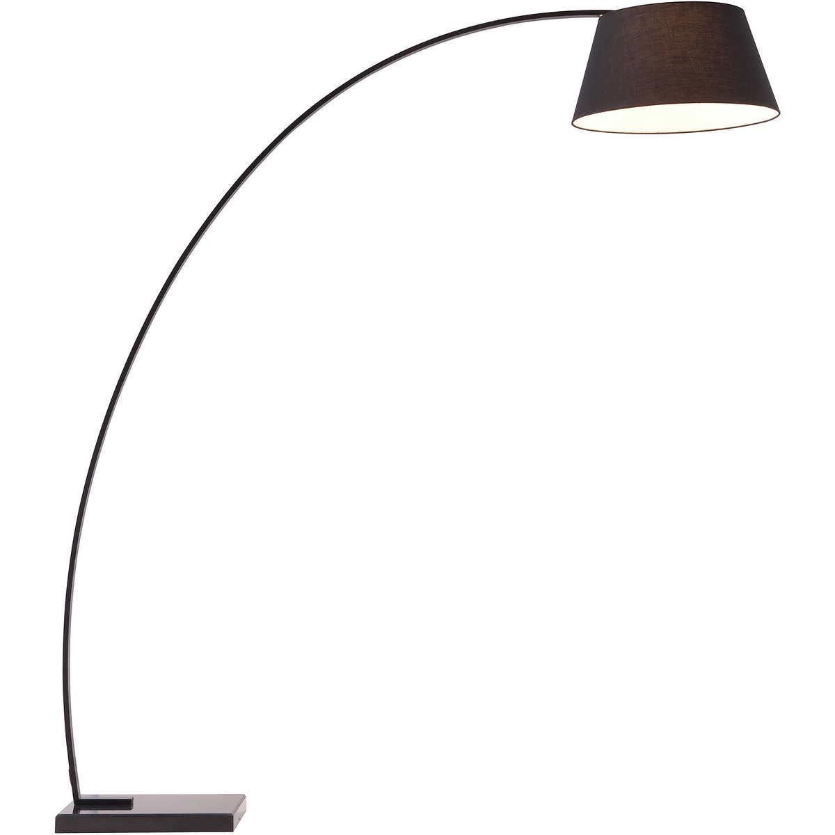 Tornado Floor Lamp - Black - Lamps Costco