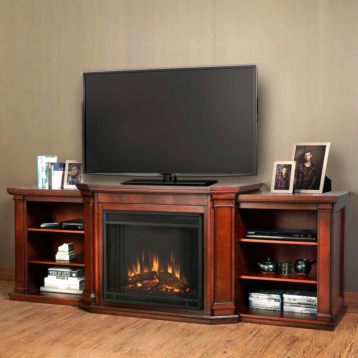 Electric Fireplaces Costco - Costco electric fireplace