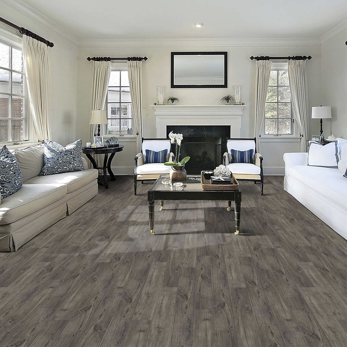 Golden Select Silver Spring 16 5cm 6 5 In Laminate Flooring