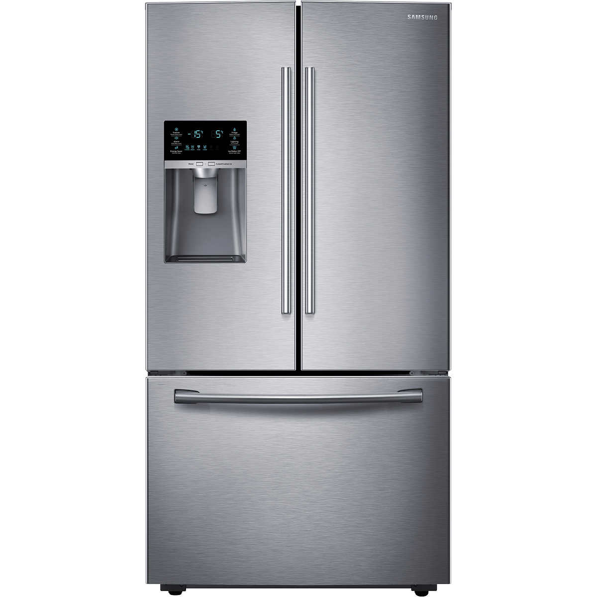 36 Refrigerators Samsung 36 In 28 Cuft 3 Door French Door Refrigerator