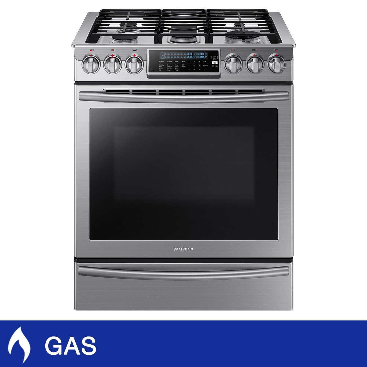 Uncategorized Kitchen Appliances Vancouver ranges costco 5 8 cu ft slide in gas range with intuitive controls