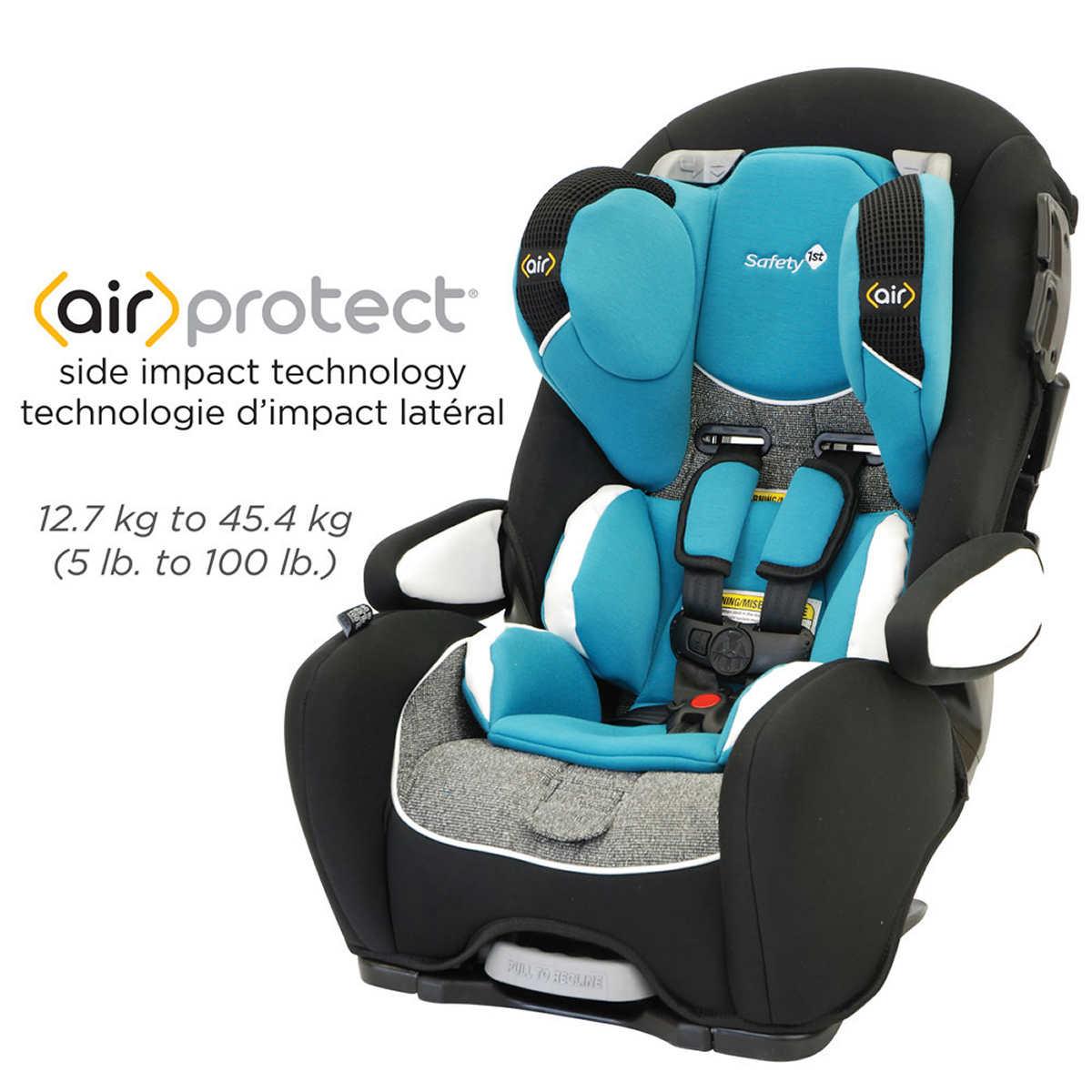 Safety 1st alpha omega elite air akron