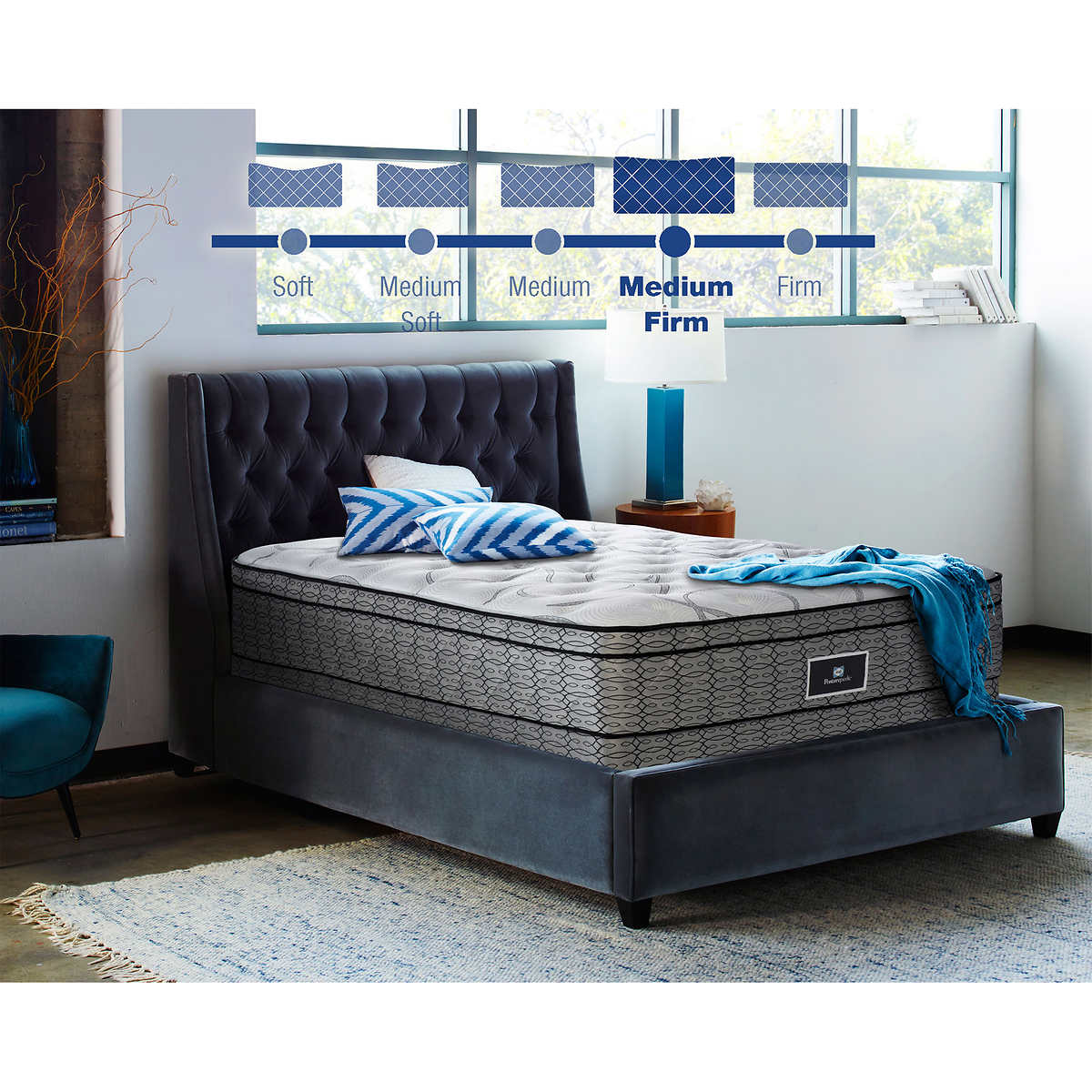 Sealy Posturepedic Sydney Queen Mattress