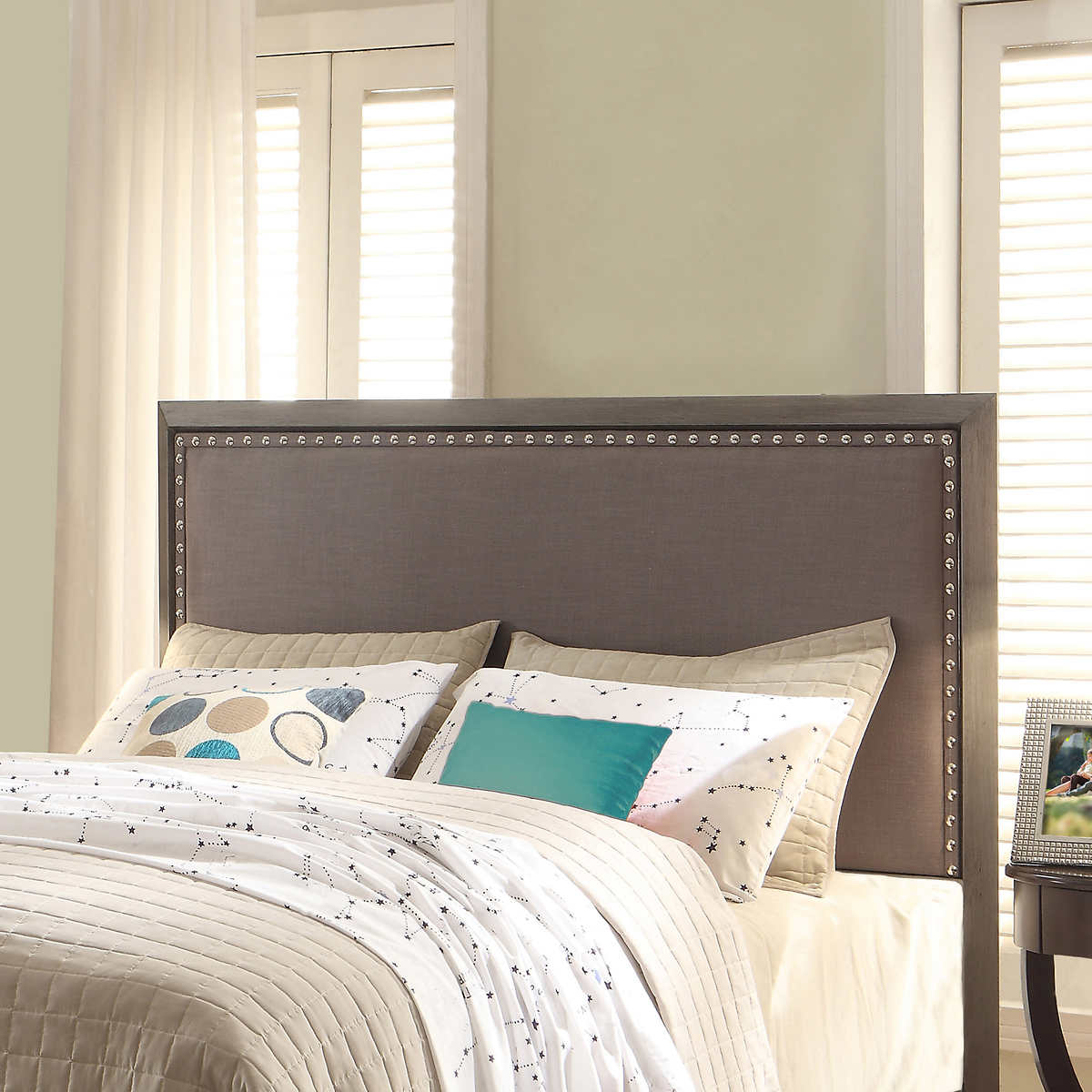 Bed frames headboards - Normandy King Headboard