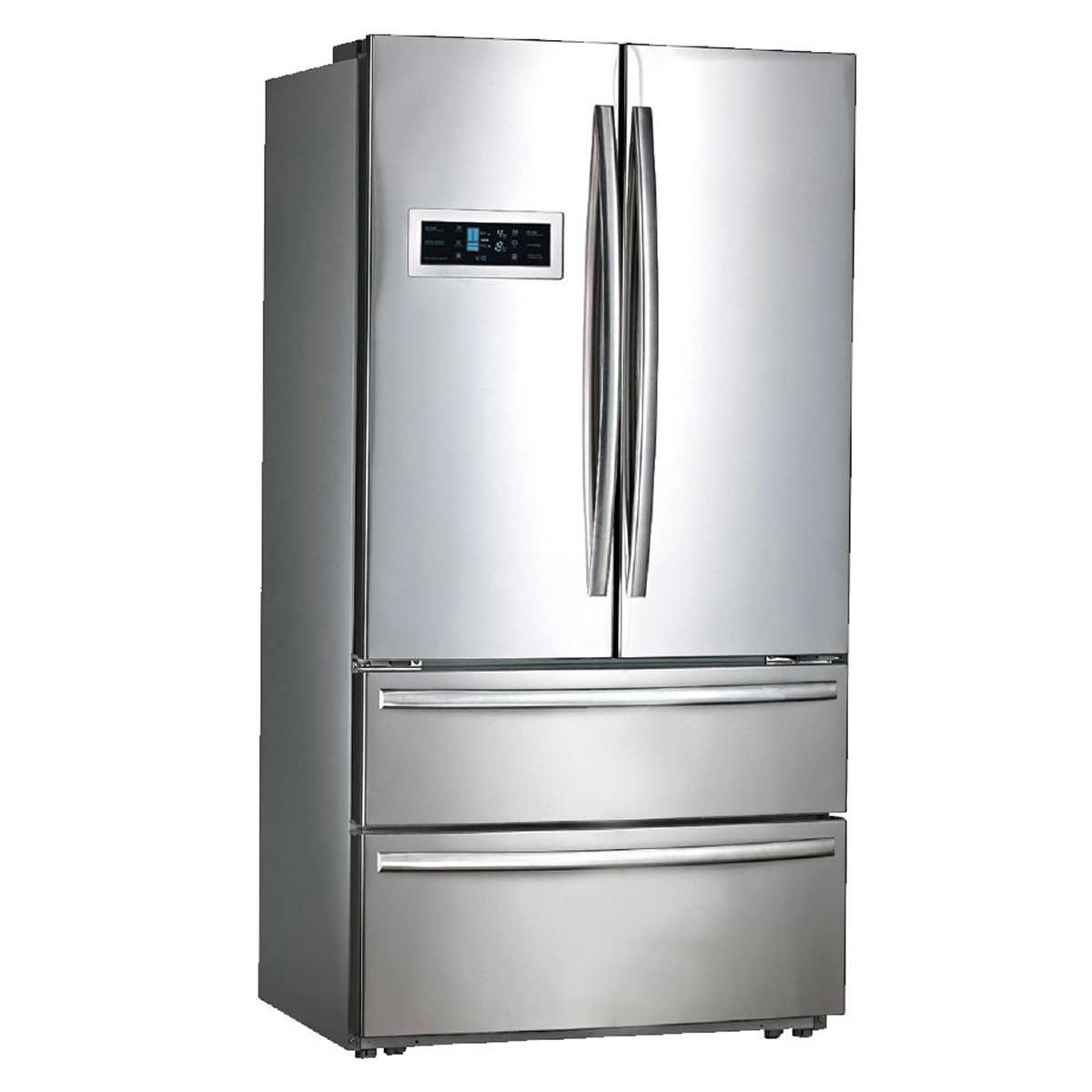 Whirlpool white ice costco canada - Fulgor Milano 600 Series Counter Depth 20 8 Cu Ft Stainless Steel French Door