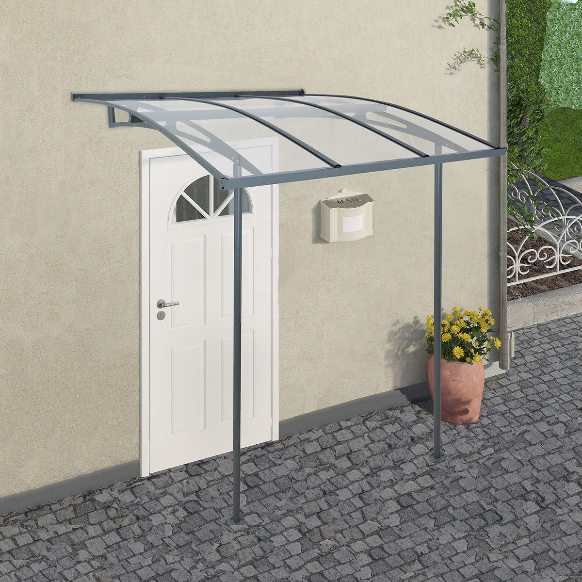 for doors aquila watch kit door cover youtube canopy self assembly