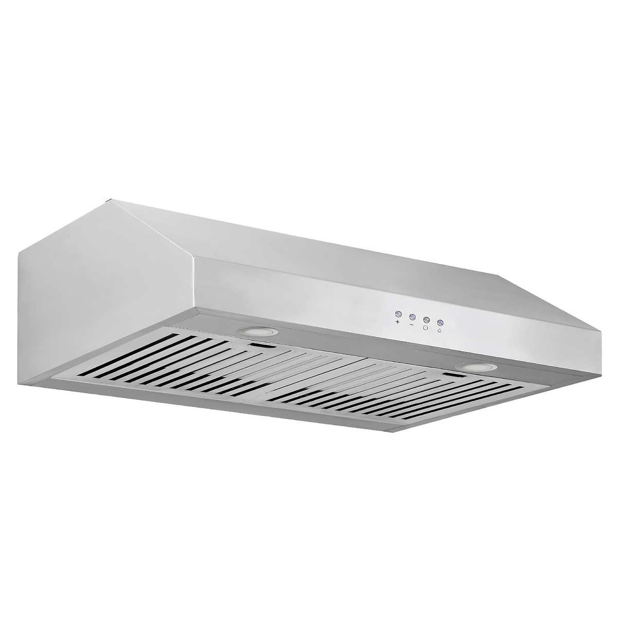 Ancona Advanta Pro Elite Under Cabinet Range Hood - 625 CFM