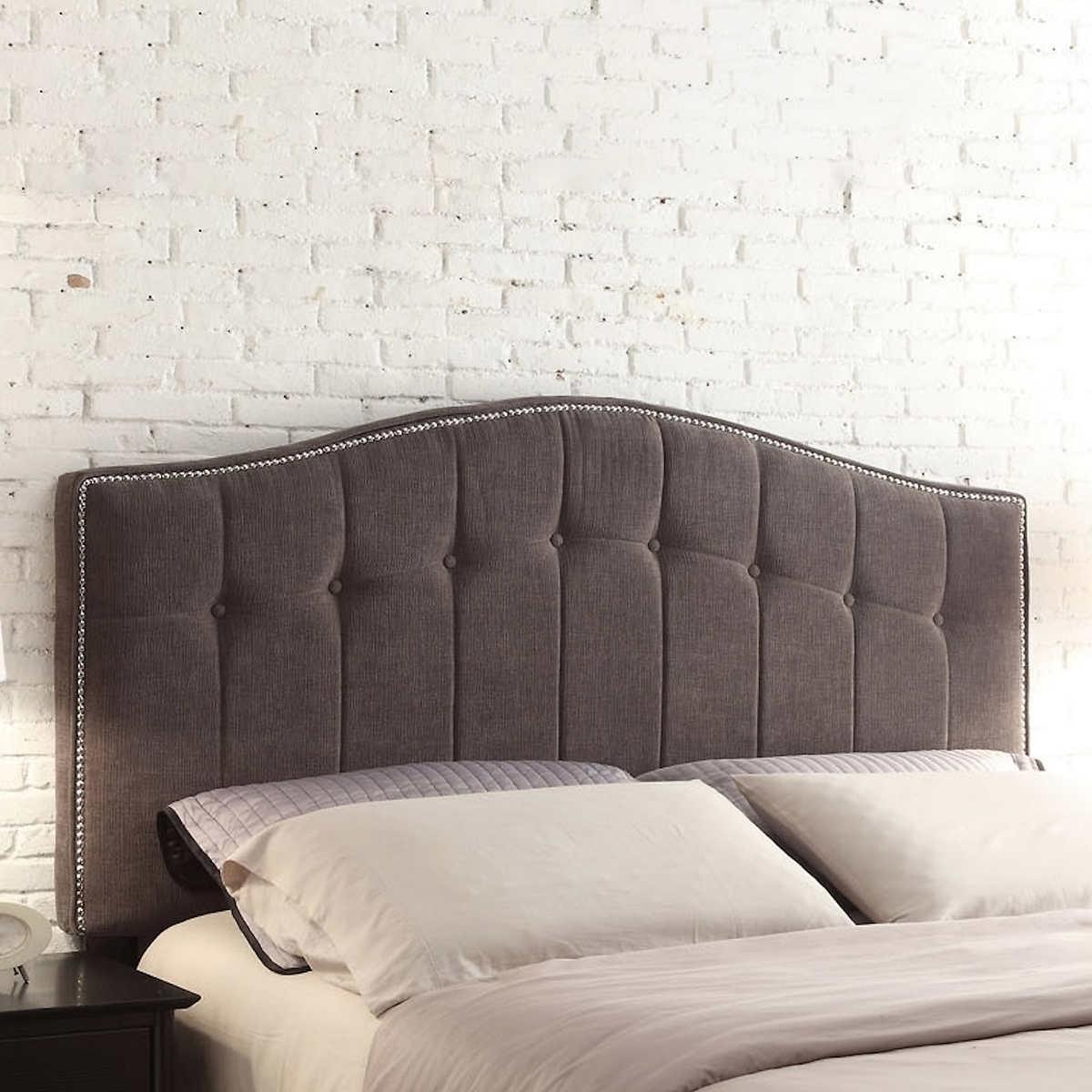 Bed frames headboards - Sonoma Grey Headboard