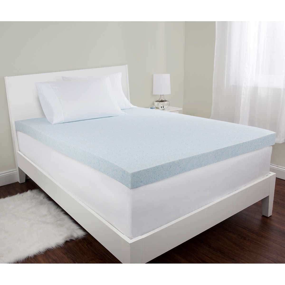 Beautyrest Energex Mattress Topper with Thermaphase Gel