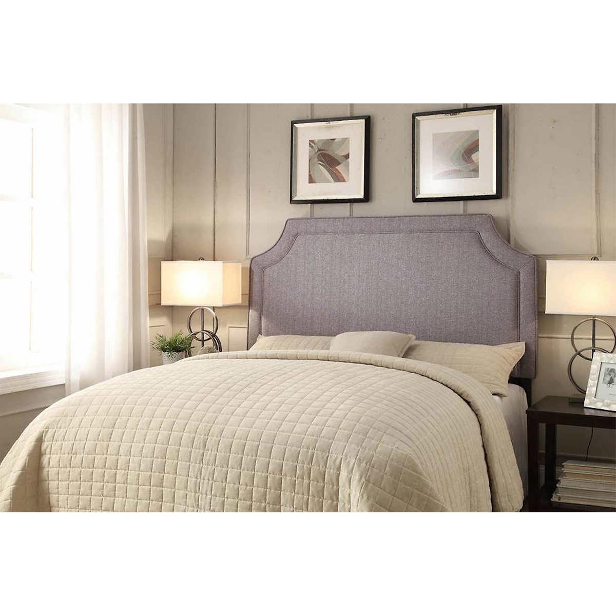 Bed frames headboards - Elite Grey Headboard