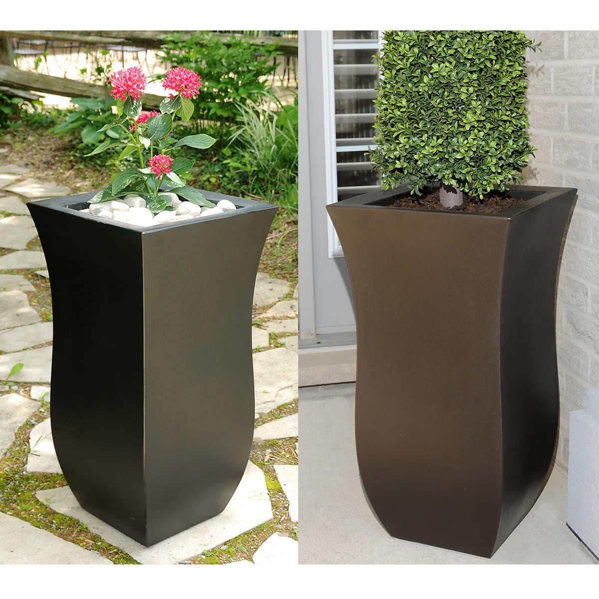 Flower vase kijiji - Valencia Patio Planter