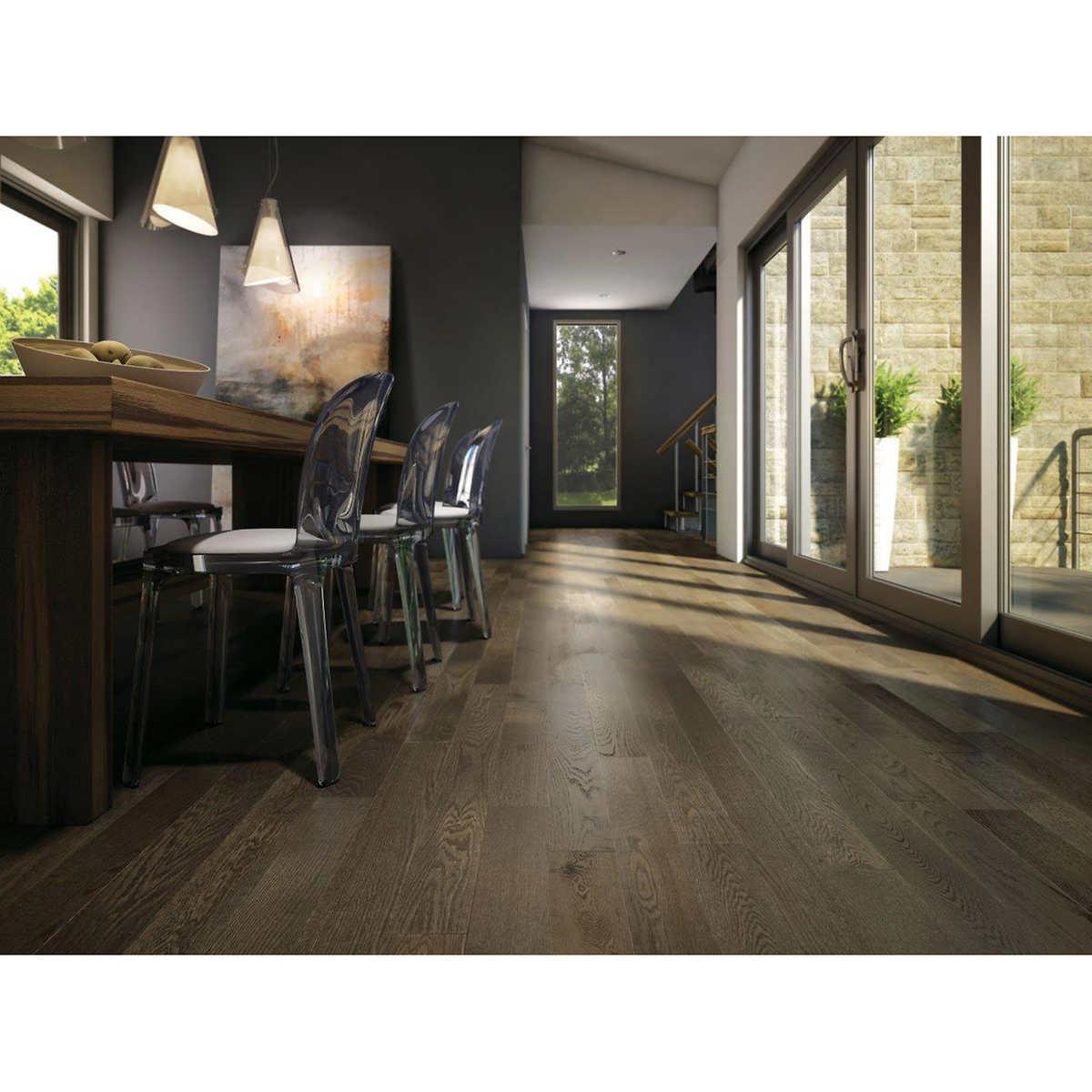 Engineered Wood Flooring with Underlayment Included - Engineered Flooring Costco