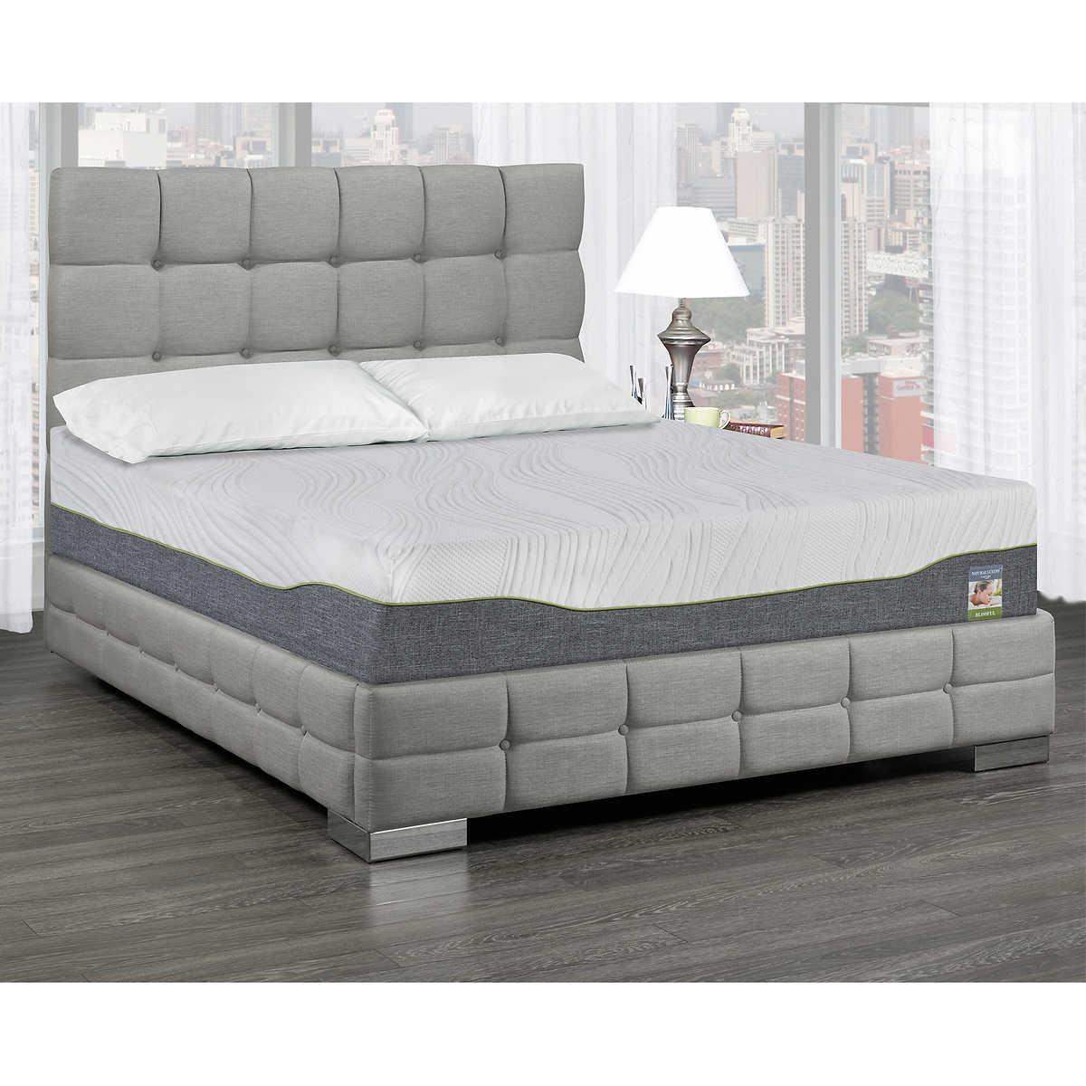 Springwall® Natural Luxury Blissful King Mattress