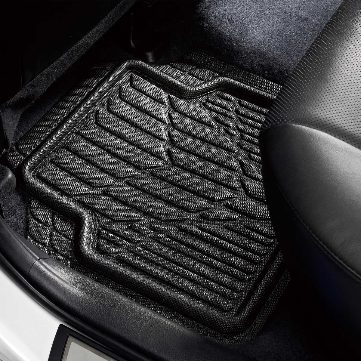 All Weather Floor Mats >> 3d Maxpider Universal All Weather Car Mats 4 Piece Set