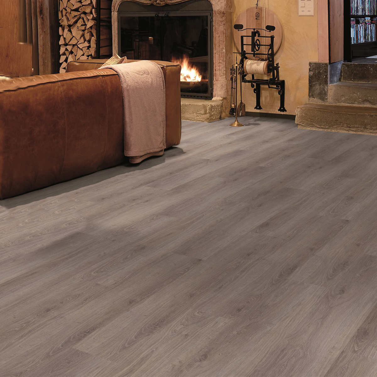 Laminate Flooring With Underlayment Included