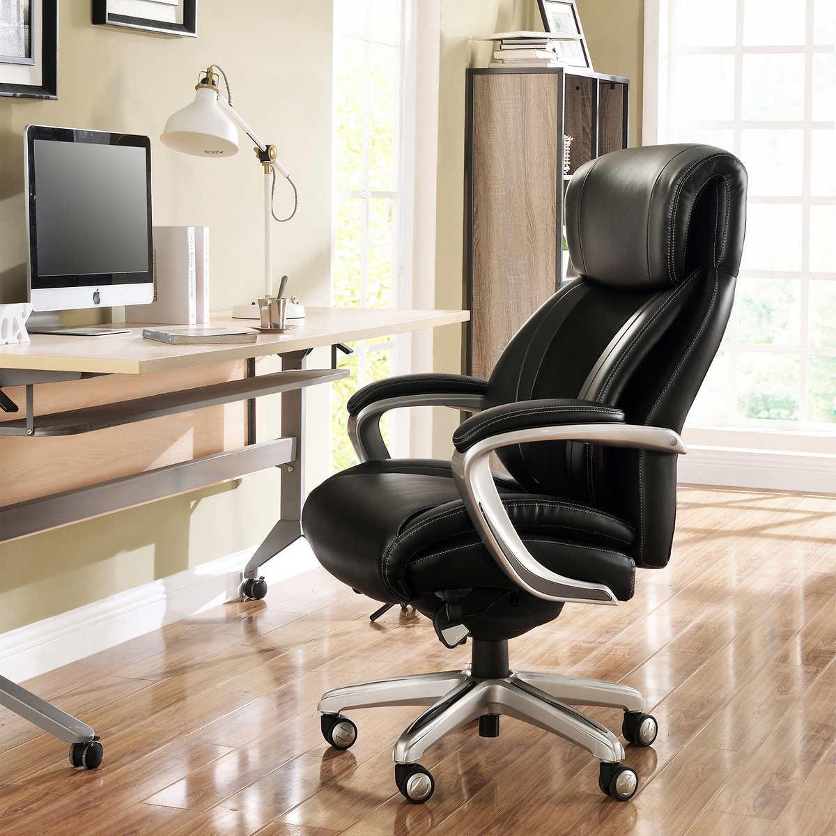 executive black boy z review la watch chair youtube lazboy office