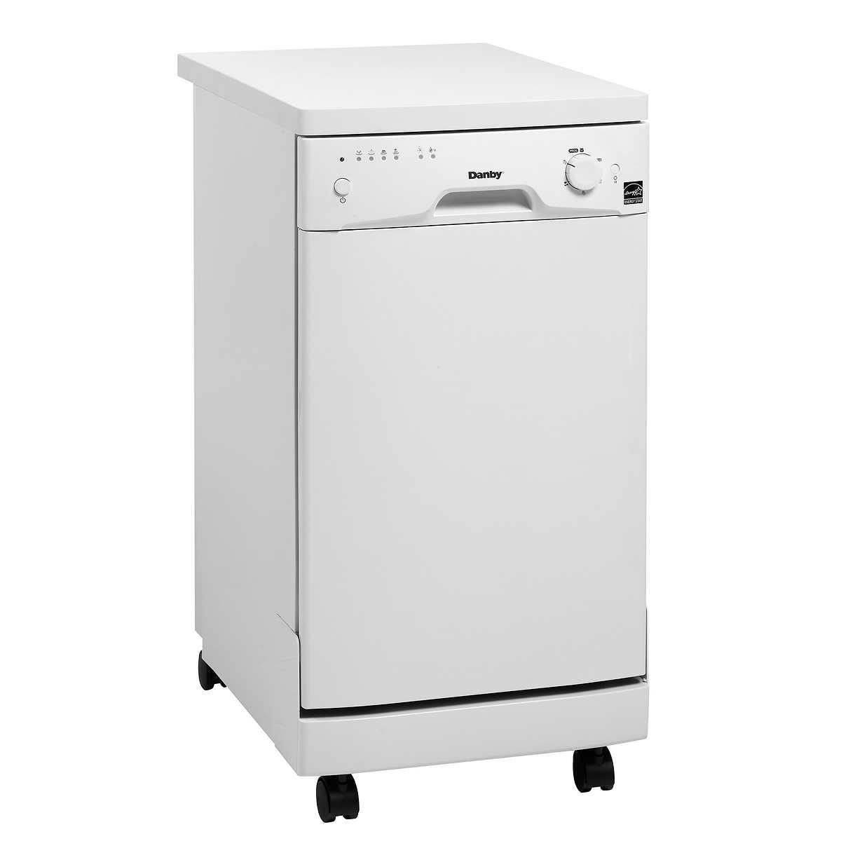 Portable Dishwasher 1