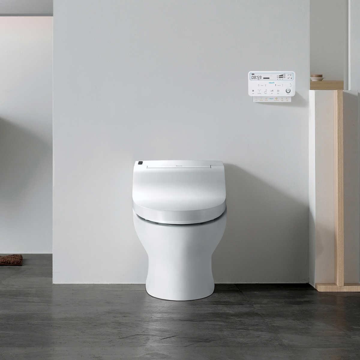 Bio Bidet Uspa Integrated Advanced Bidet Toilet