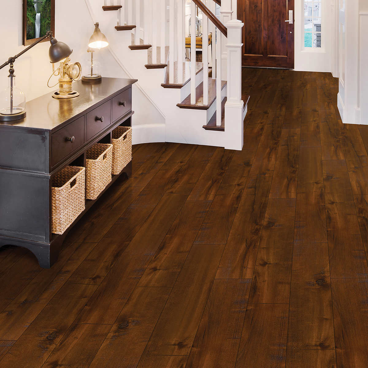 Golden Select Cayenne 16 5 Cm 6 5 In Laminate Flooring