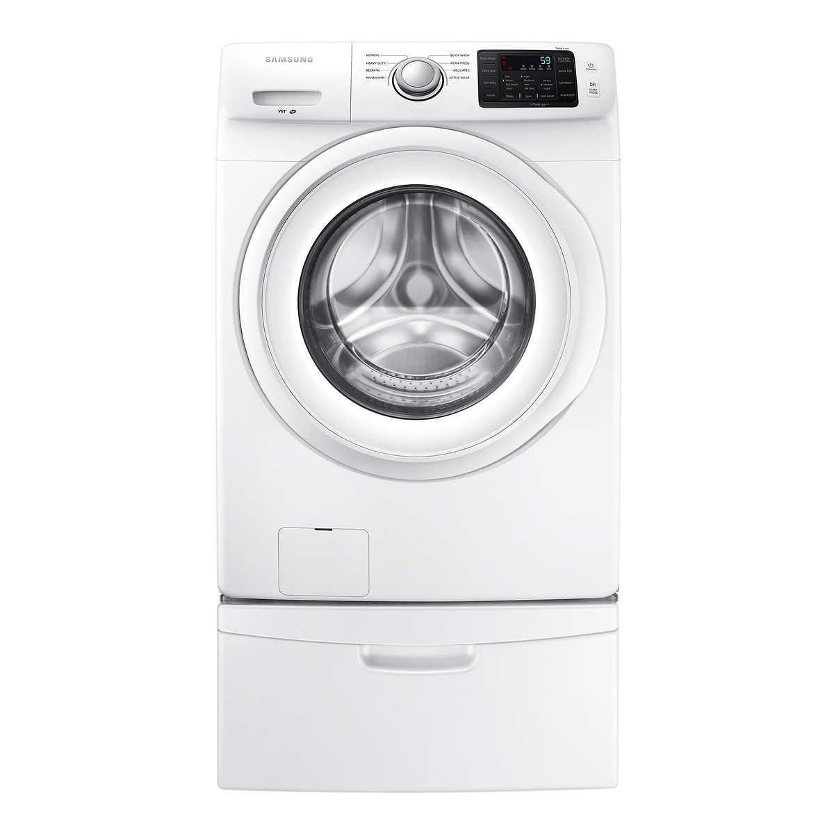 Standard Washing Machine Width Washers Costco