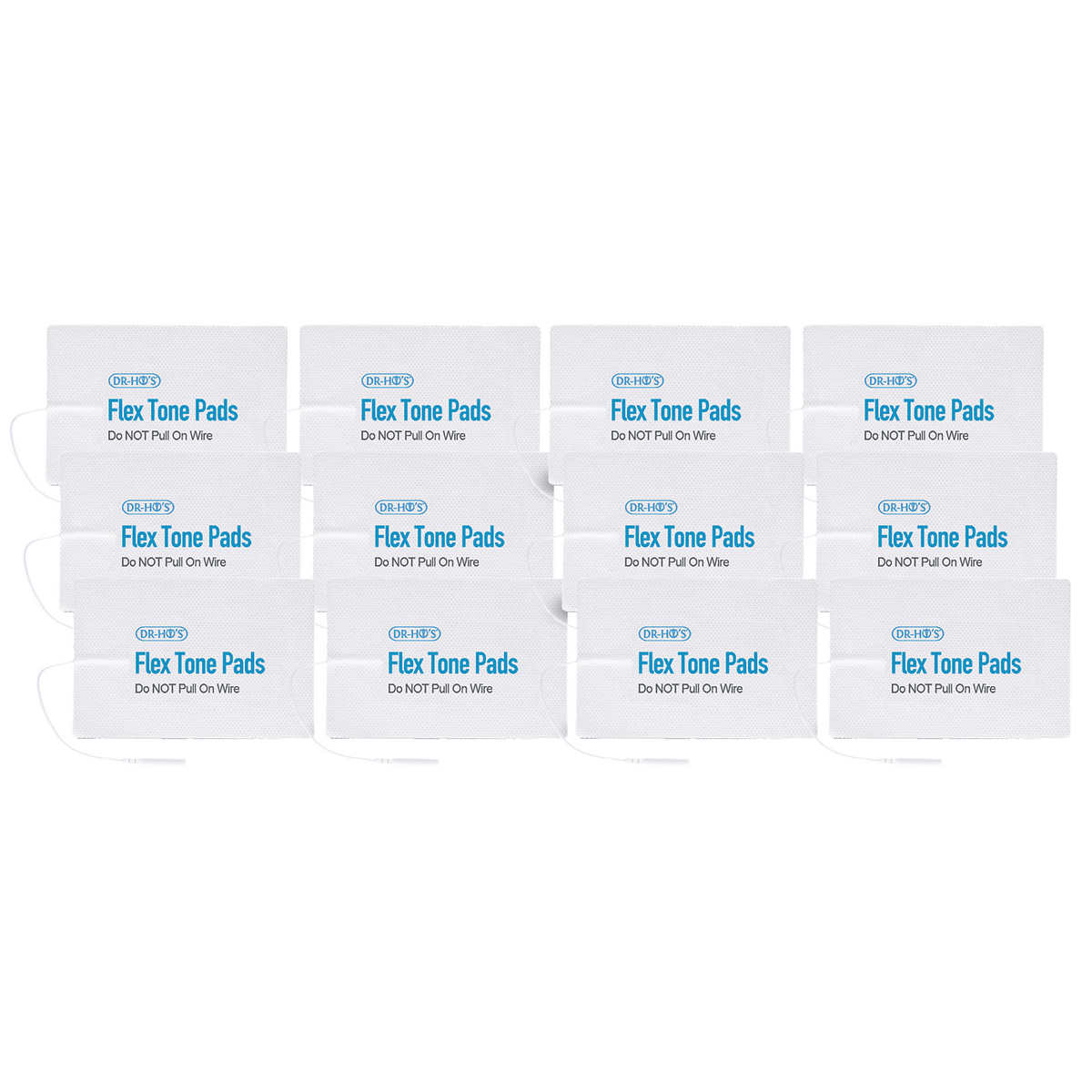 DR-HO'S - Large Replacement Gel Pads - 6 x 2 Large Pads