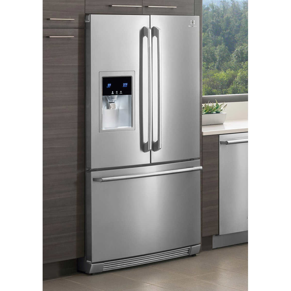36 Refrigerators Electrolux 36 In 216 Cuft Counter Depth French Door