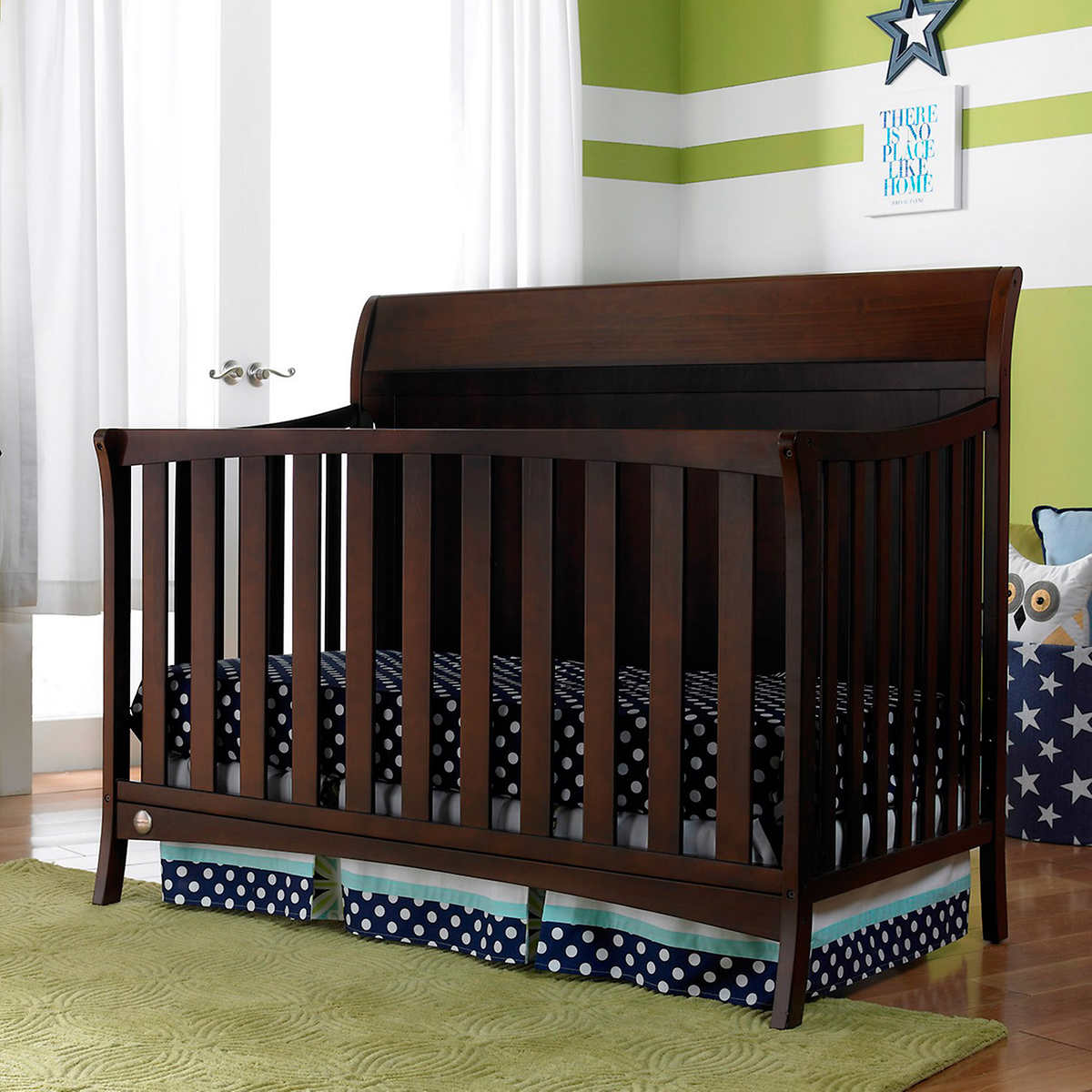 Used crib for sale edmonton - Fisher Price Georgetown Convertible Crib In Espresso