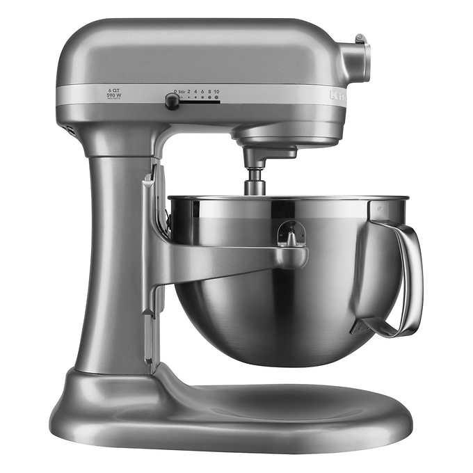 054fee0e5a9 KitchenAid 5.7 L (6 qt.) Professional Stand Mixer. silver 1 silver 1