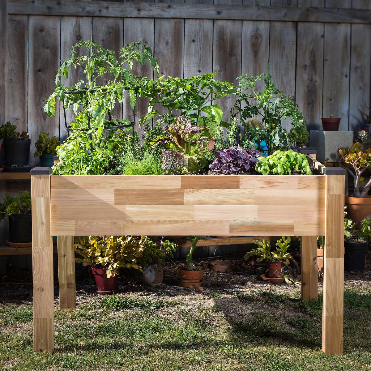 Garden Planter Planters Potting Tables Eartheasycom