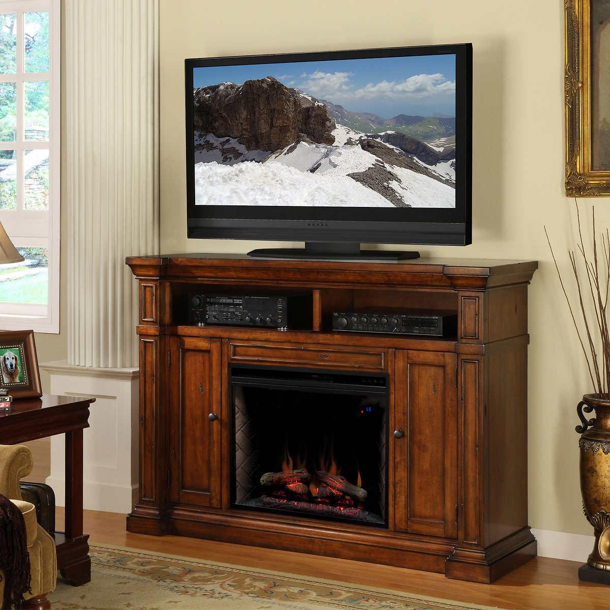 Dimplex Electric Fireplaces Costco - Costco electric fireplace