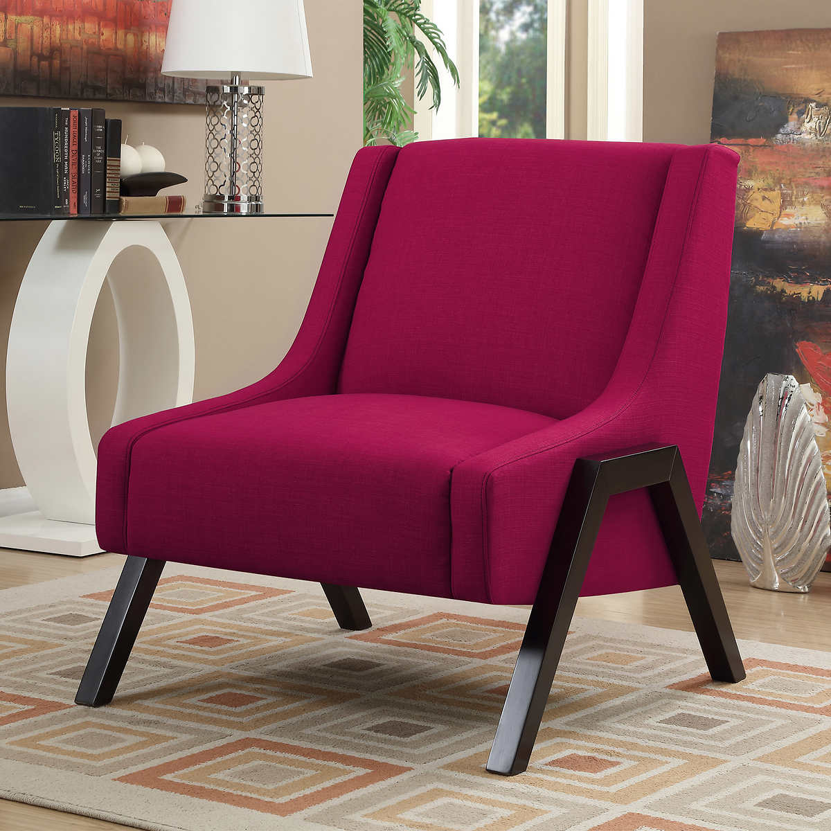 accent chairs  costco - lane berry accent chair