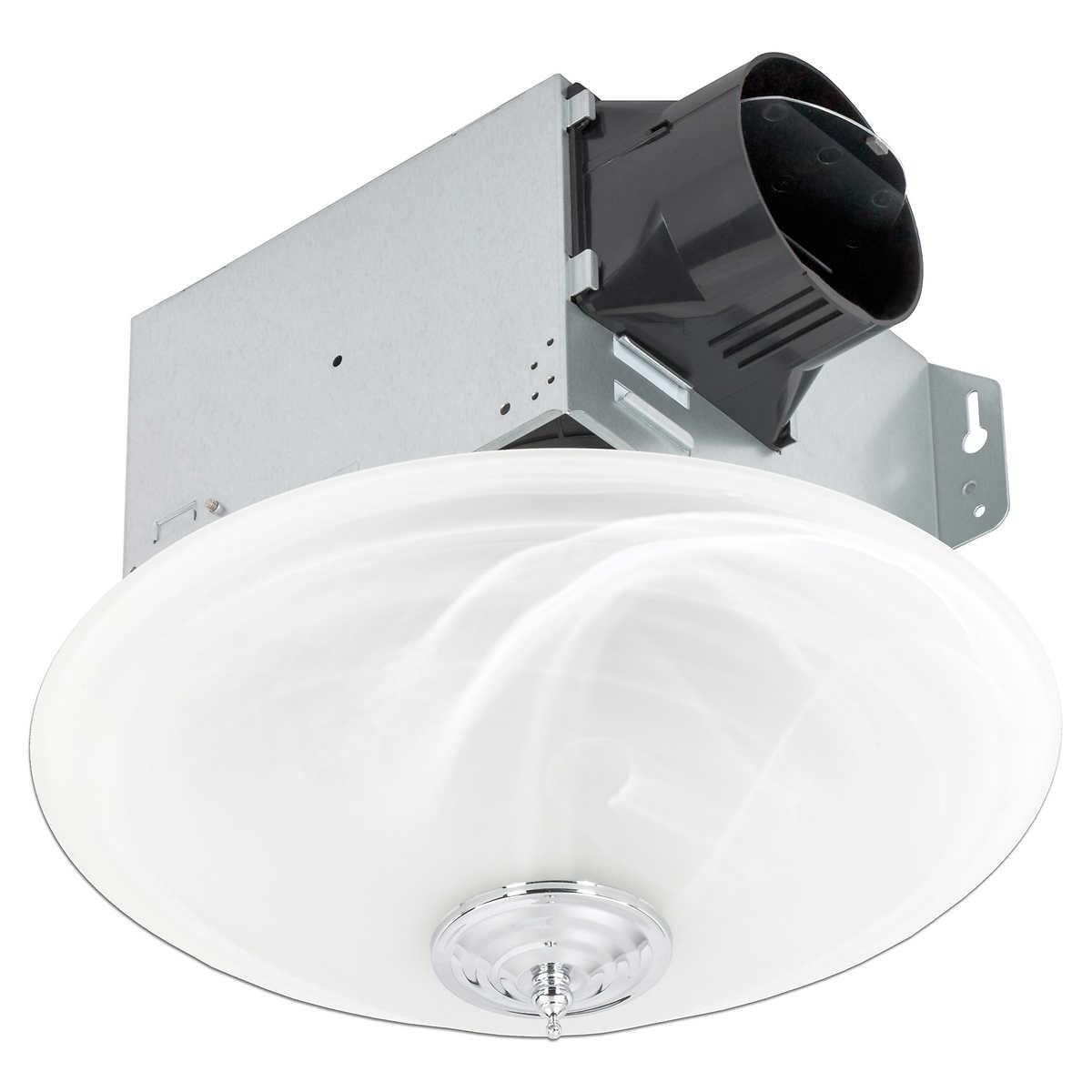 Delta Breezgreenbuilder 100 Cfm Bathroom Ventilation Fan Item 1138914 Click To Zoom