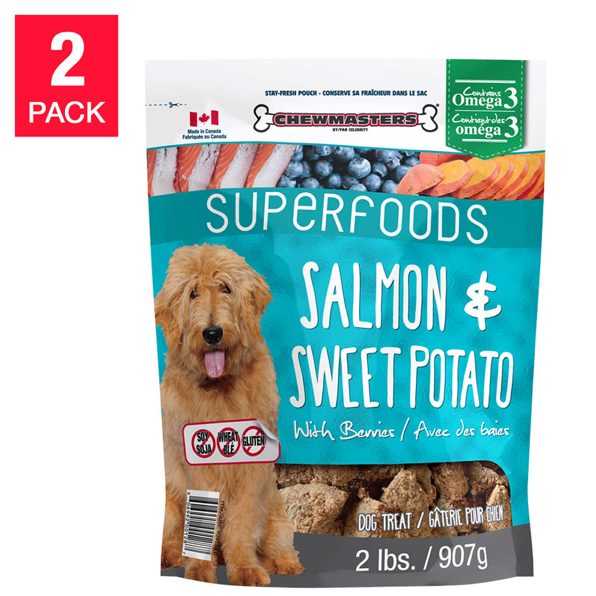 Potato And Duck Dog Food Recall