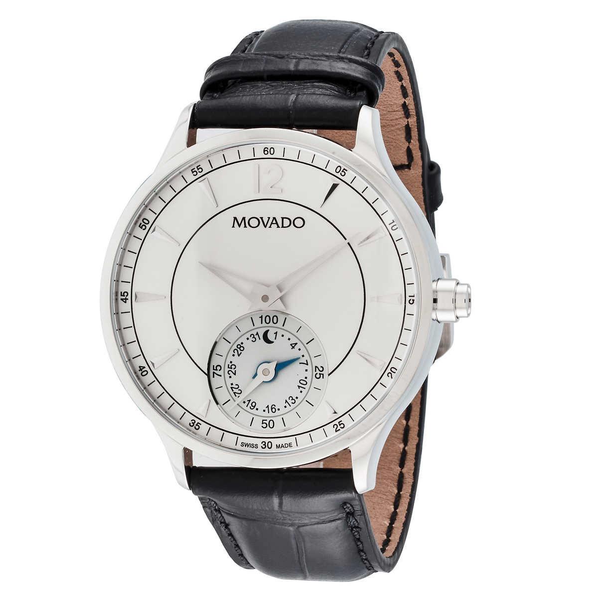 men s watches movado circa motion men s smartwatch