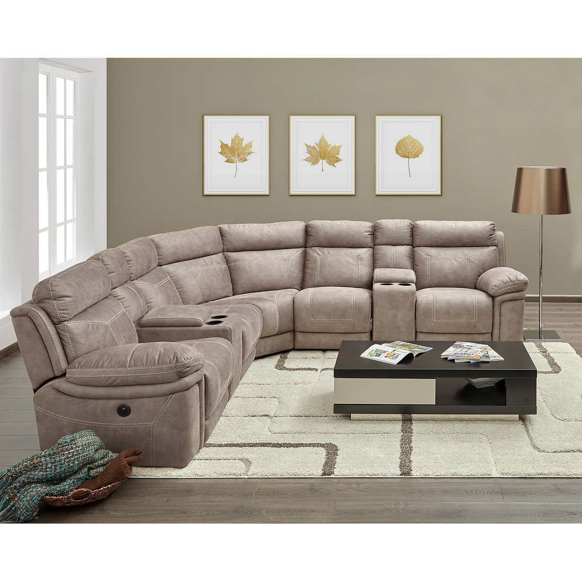 United Furniture Warehouse Kitchener Sectionals Chaises