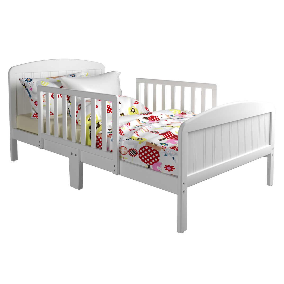 Baby cribs kijiji calgary - Harrisburg Toddler Bed Warm White