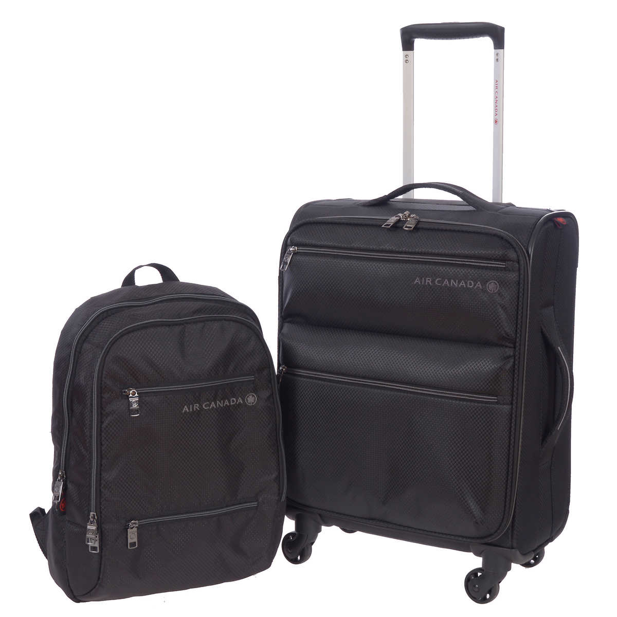 Air canada 2 piece starlight luggage set