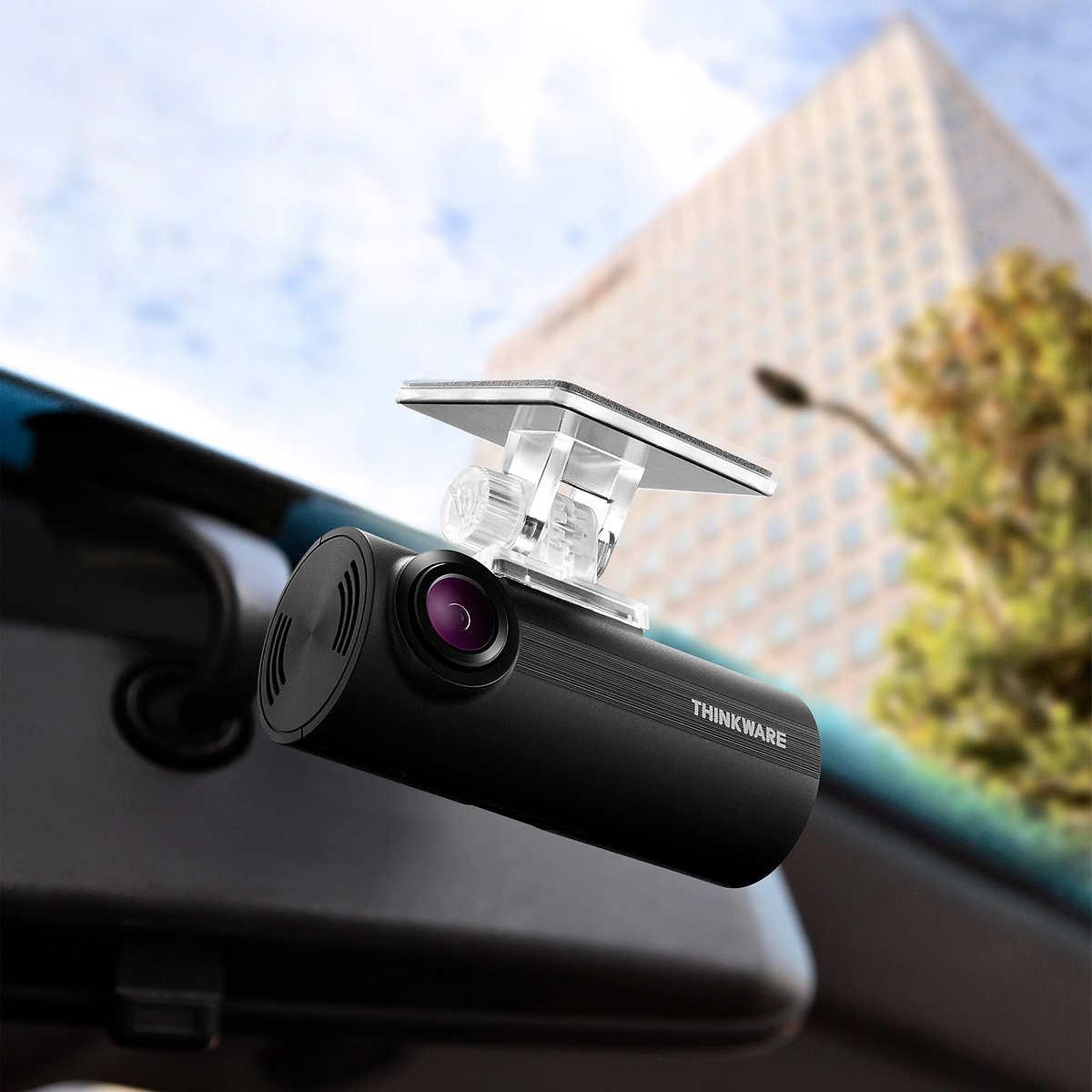 Thinkware f50g gps dash cam with 8 gb microsd card gps