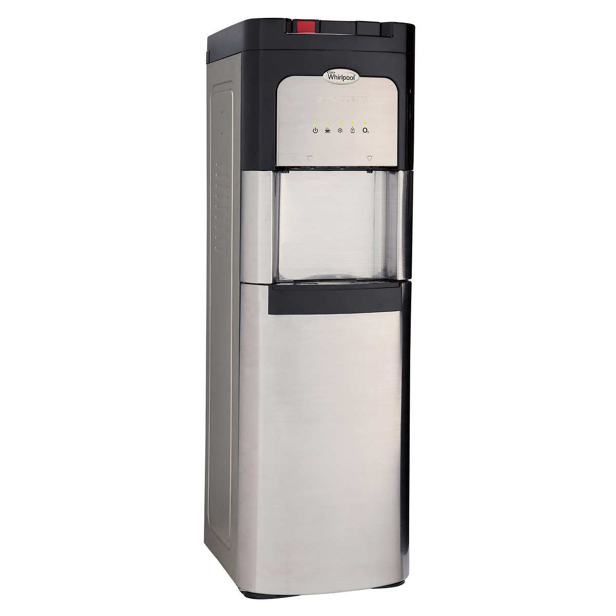 Whirlpool white ice costco canada - Whirlpool Self Cleaning Stainless Steel Bottom Load Water Cooler With Led Indicators