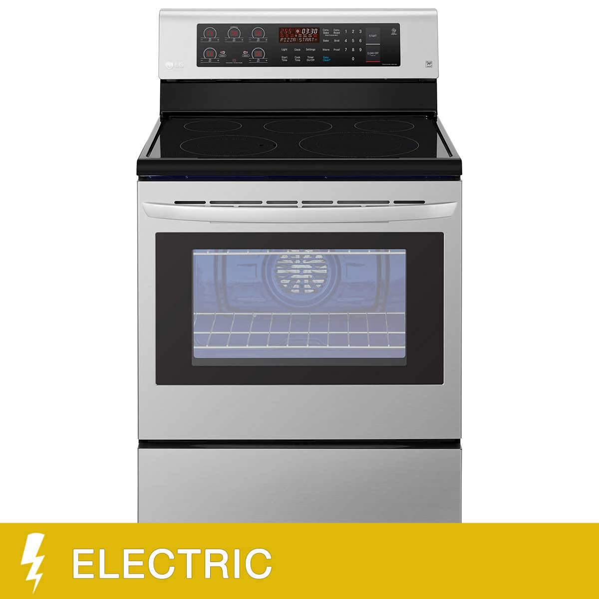 Uncategorized Kitchen Appliances Montreal appliances offers costco lg 30 in stainless steel freestanding electric range with true convection