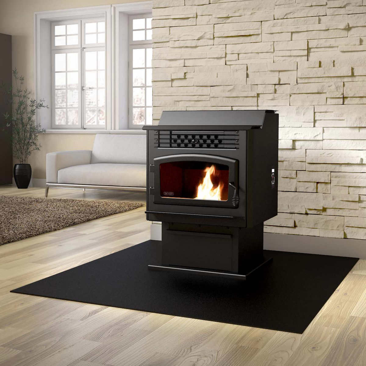 Drolet Fireplace Wood Insert Fireplaces