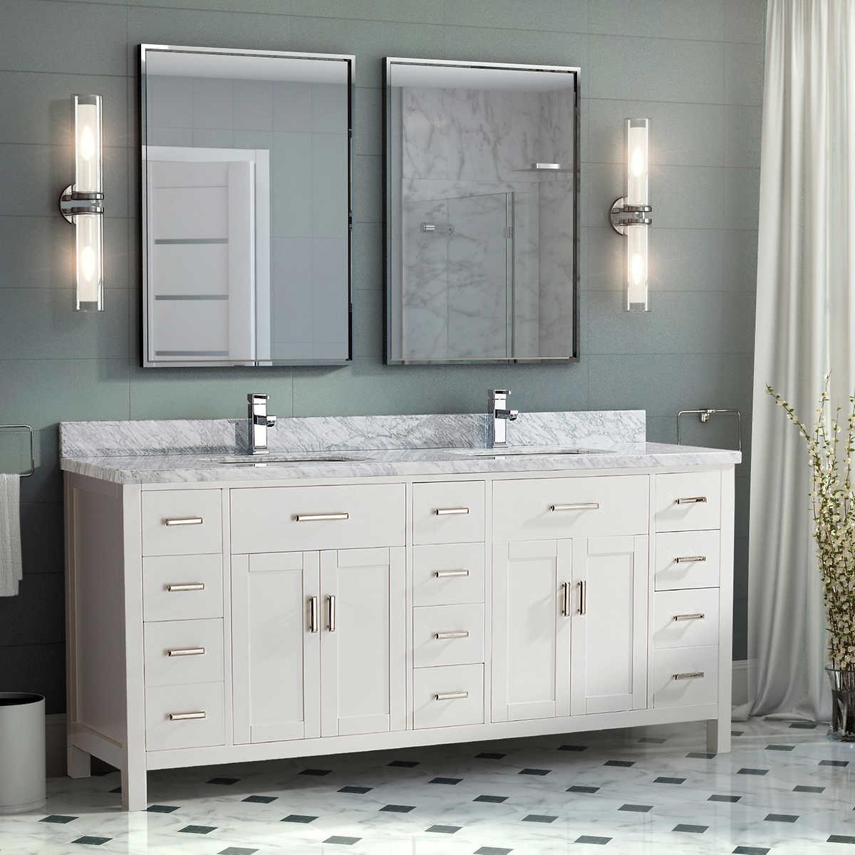 Source Bathroom Lowes Small Bathroom Vanity Costco Vanity Double Sink Vanities For Small