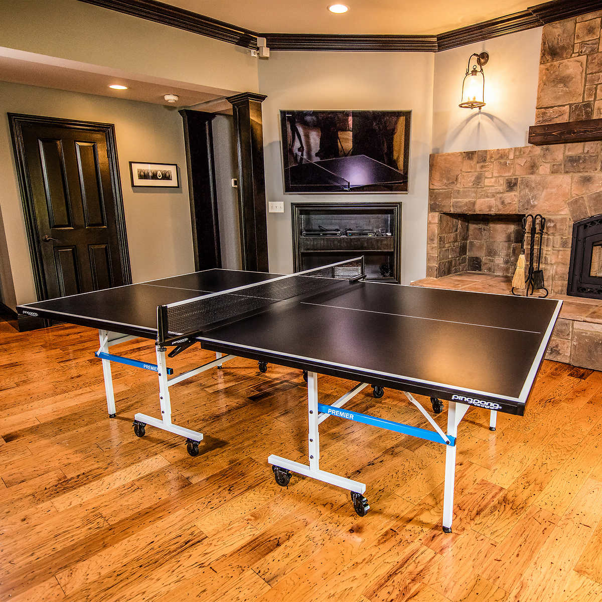 Ping Pong Premier Table Tennis Table